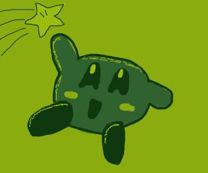 Kirby gains a star