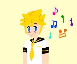 Vocaloid (other than miku)