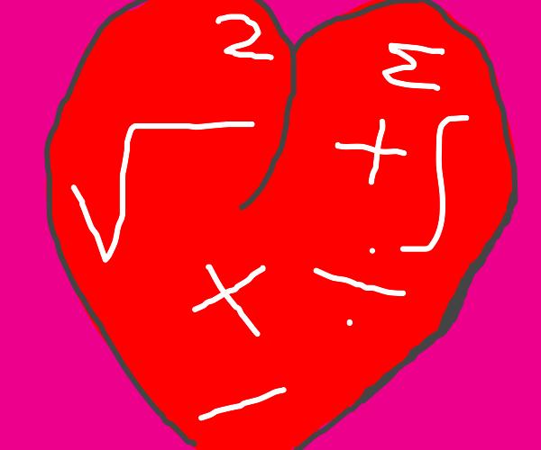 we love math