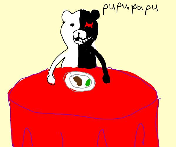 POV: You're on a date with Monokuma