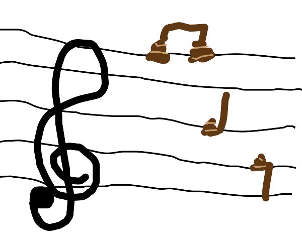 This music is crap