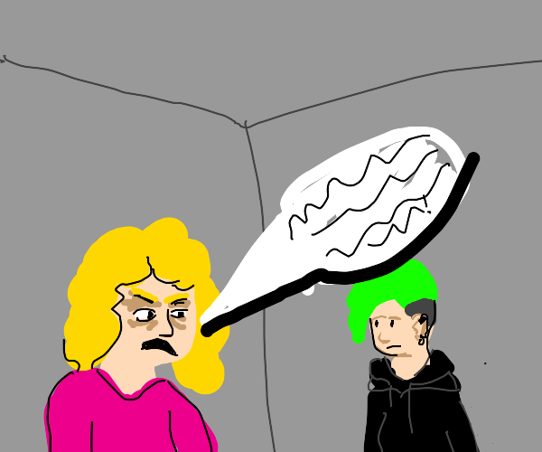 boomer hates teens