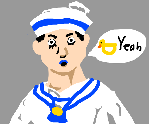 Josuke says (F)duck yeah