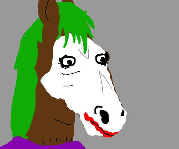 bojack horseman is the joker