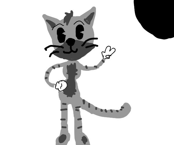 Nyan Carton Cat