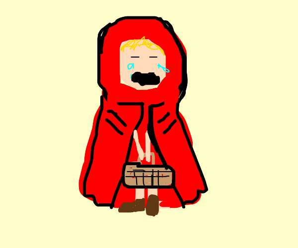 Little red crying hood
