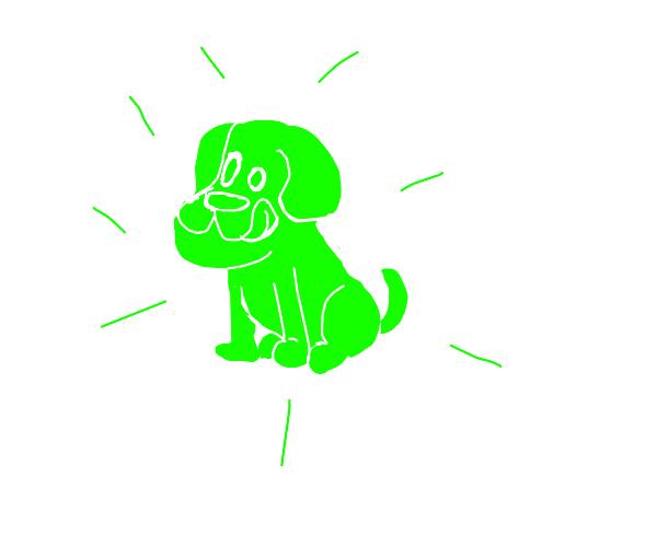 Radioactive Pup