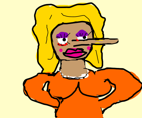 Tranny Pinocchio