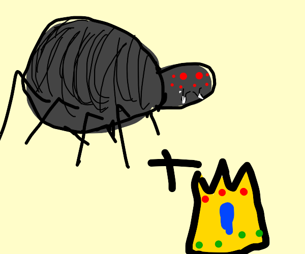 Spider plus the Crown