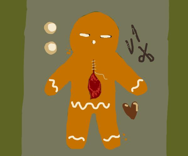 Gingerbread Man Surgery