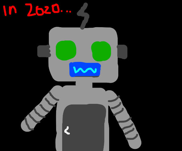 the future of 2020: ROBOTS