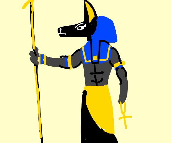egyptian panther god