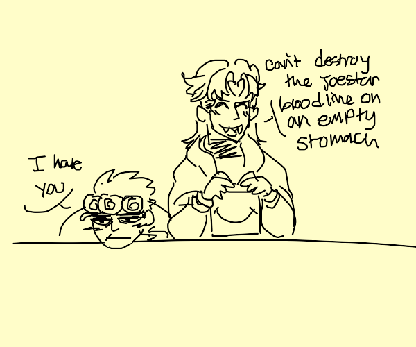 dio goes to mcdonalds with his son!