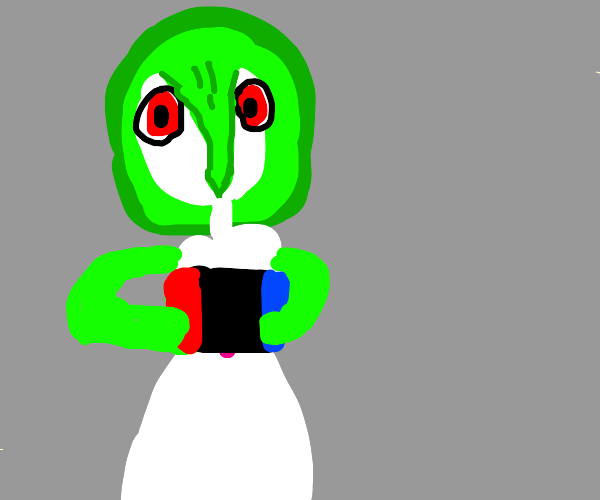 Gardevoir is not like other girls (She games)