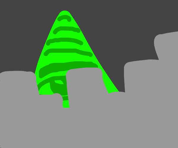 Illuminati triangle grows up