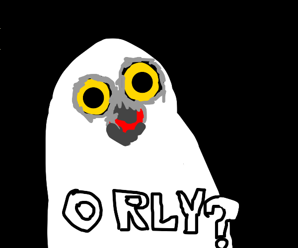 Owl in 2008 meme generator