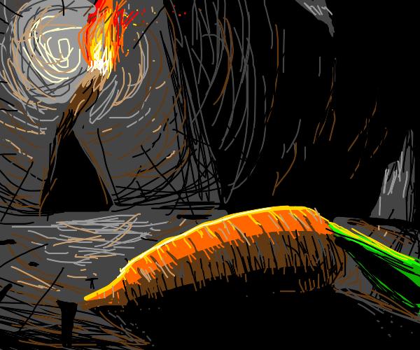 underground carrot
