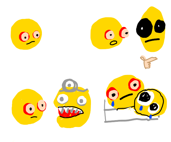 Loss but with emojis