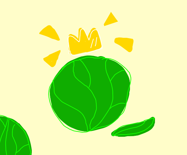 Royal brussel sprout