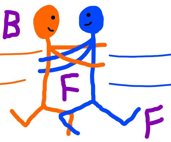 immediate BFFS
