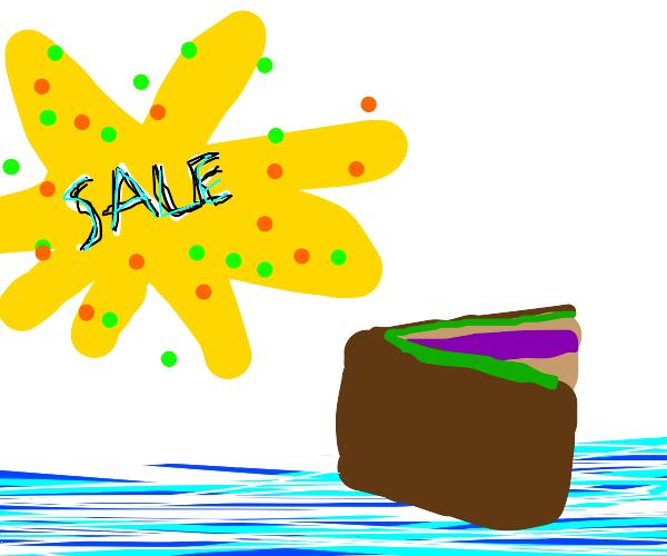 Calming wallet for sale
