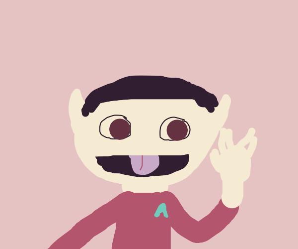 Hip Muppet Vulcan