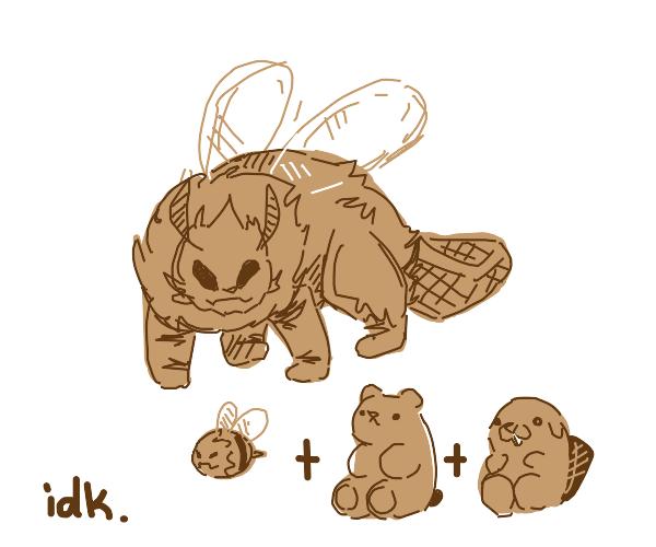 Bear Bee Beaver