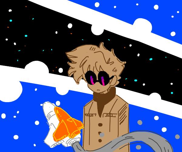 Amazing Rocket Scientist