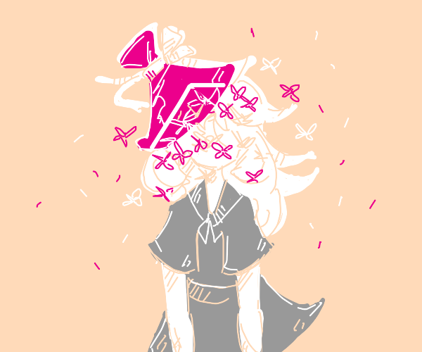 Flower theft