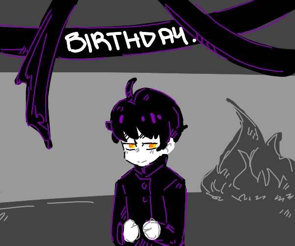 emos birthday party (GOES WRONG)