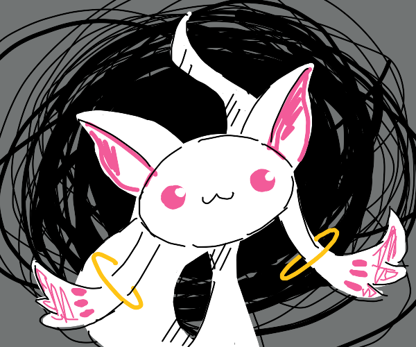 Kyubey has an offer for you.