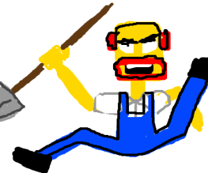 Abstract Janitor
