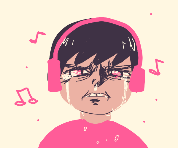 When the music hits you in the feels