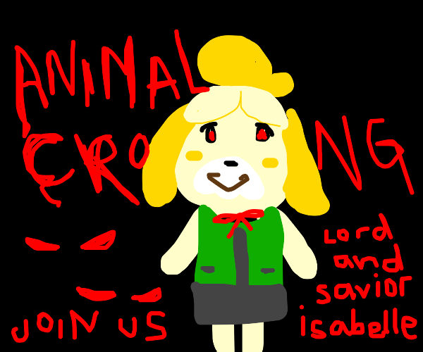 animal crossing cult