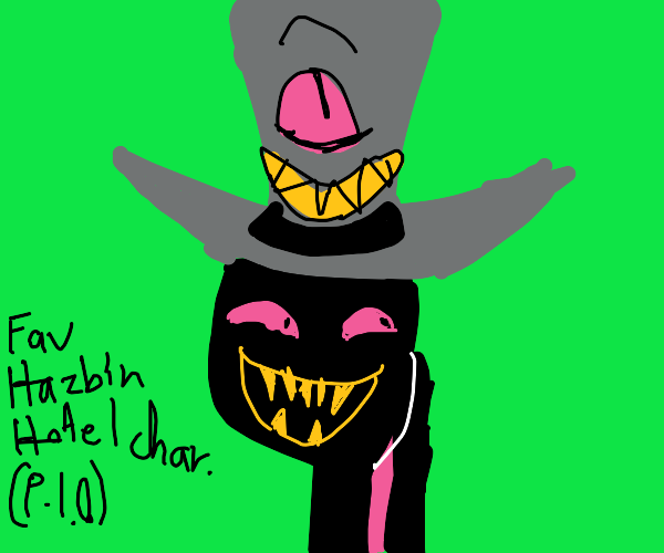 Fav Hasbin Hotel character (P.I.O)