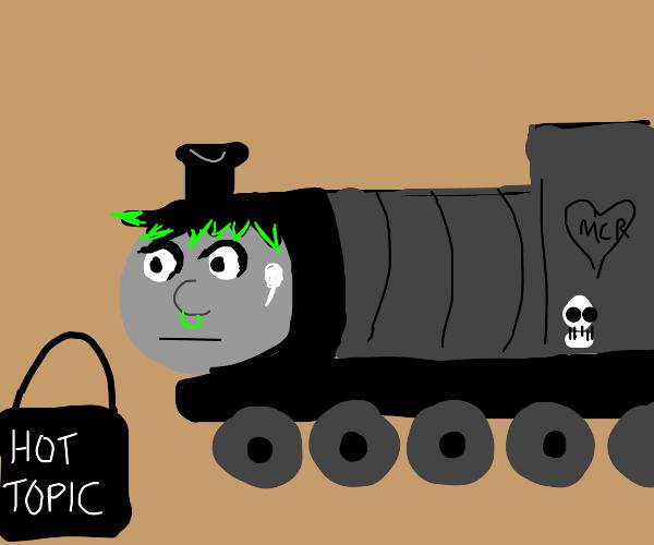 Thomas the Emo Tank Engine