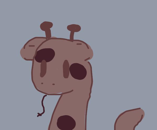 Giraffe snek