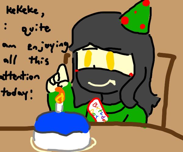 Korekiyo (Danganronpa)'s birthday