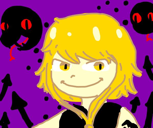 Anime Medusa