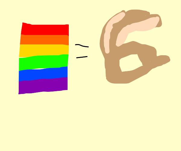 Gay is okay!
