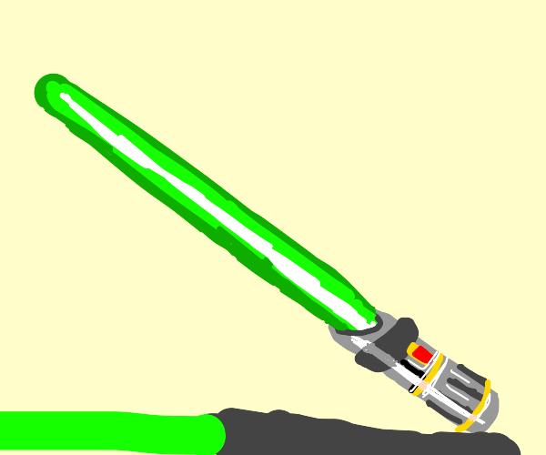 Detailed Lightsaber
