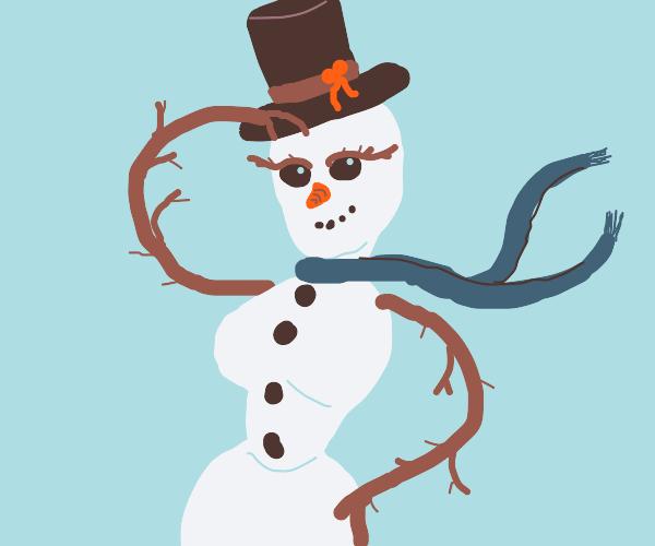 Free Draw: (Frosty) Sponsored by T.D.P