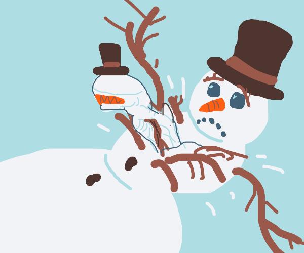 Snowmanception