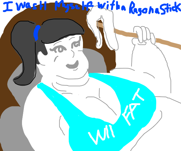 The official wii-fat trainer