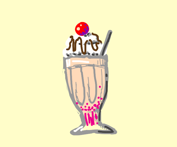 Old School Milkshake