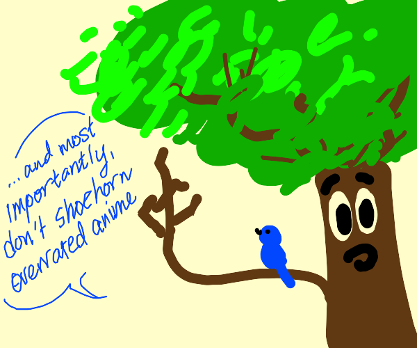 tree explains Drawception rules