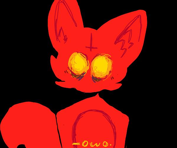 Cursed Fursona