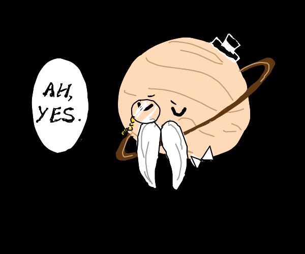 Fancy Saturn