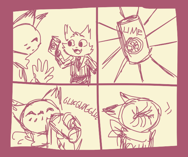 Comic with fixer and miles