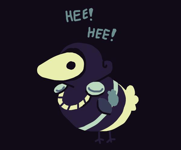 plague duck